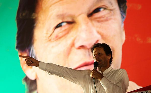 Pakistan : The rise of Pakistan Tehreek-e-Insaf (PTI) and the challenges ah...