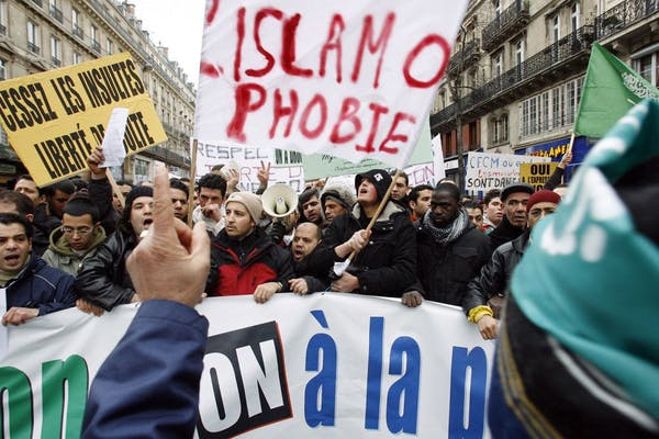 Marche contre l'islamophobie : le Soft Power ...