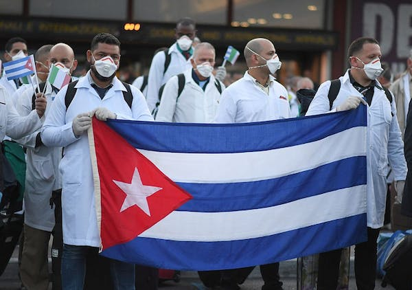 Cuba déploie son soft-power médical