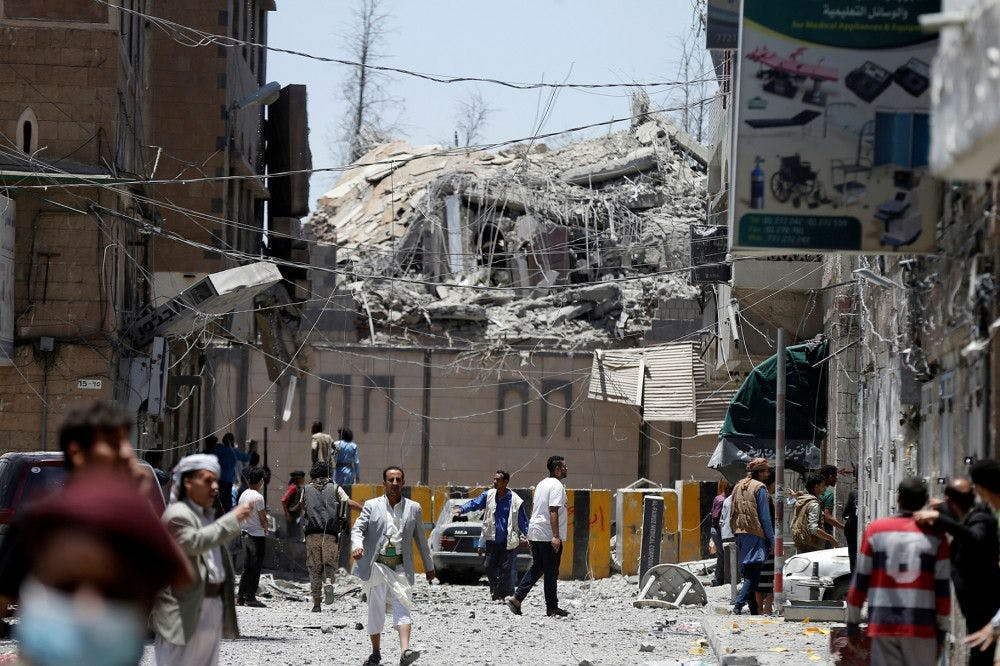 Yemen: From a fragmentation of the conflict t...