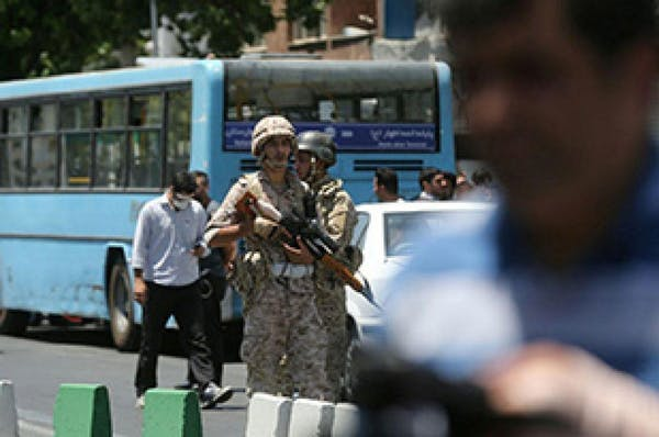 Terrorism Threat in Iran?