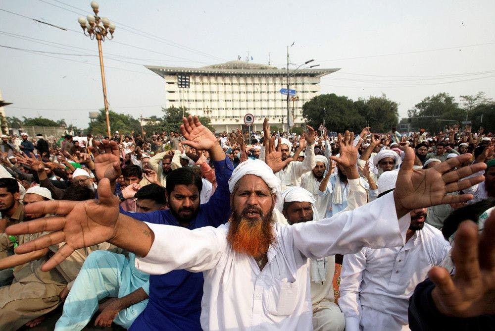 The emergence of TLP:  an addition to the violent political trends in Pakis...