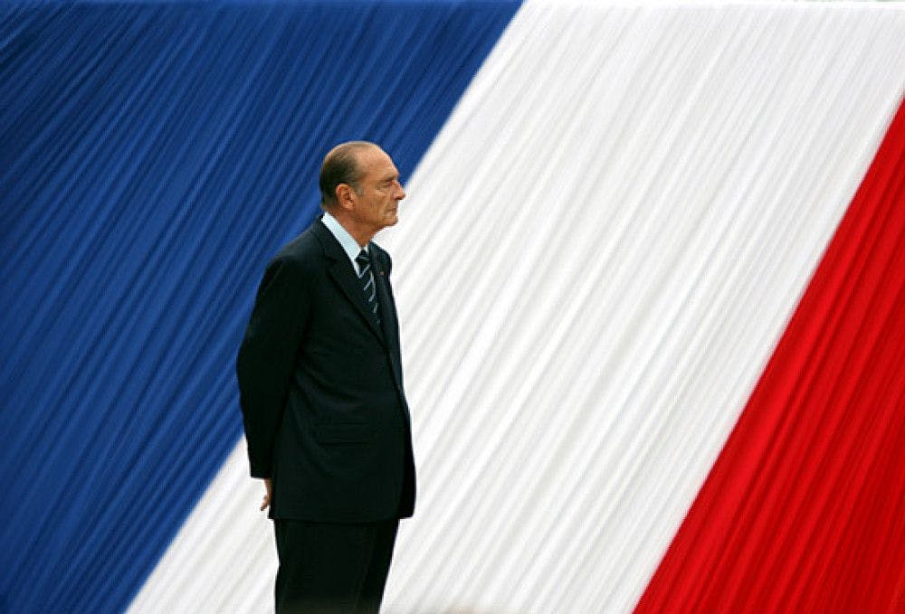 Chirac, l'Homme